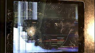 【荒野行動】iPad壊れました。これはもうダメだ…